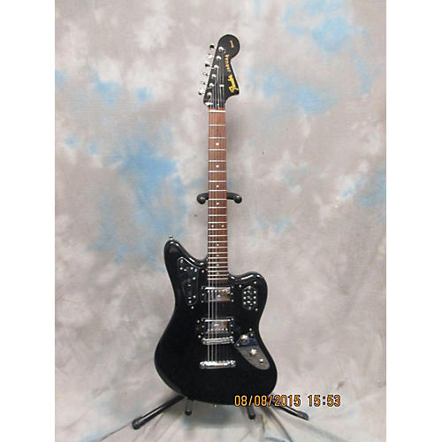 Fender Jaguar HH Special Black Solid Body Electric Guitar