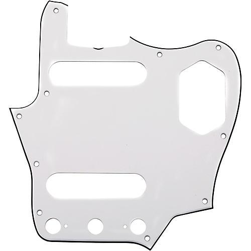 Fender Jaguar Pickguard, 3-Ply, Eggshell