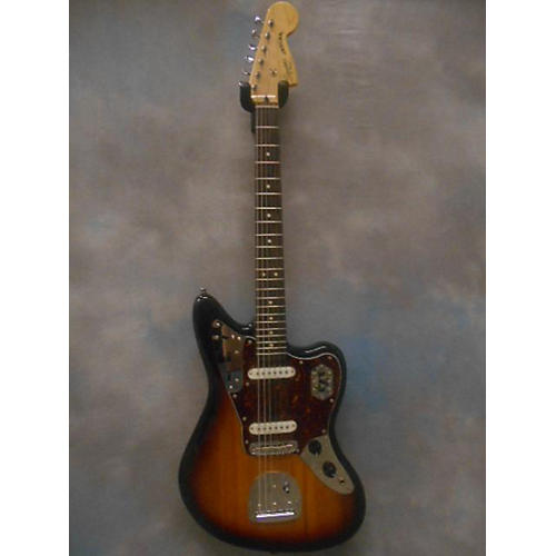 Squier Jaguar Solid Body Electric Guitar-thumbnail