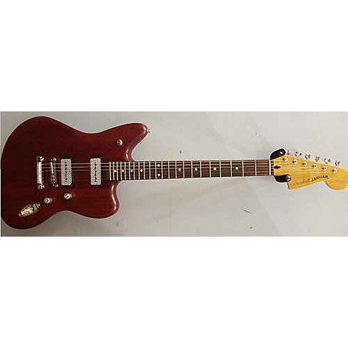Fender Jaguar Solid Body Electric Guitar-thumbnail