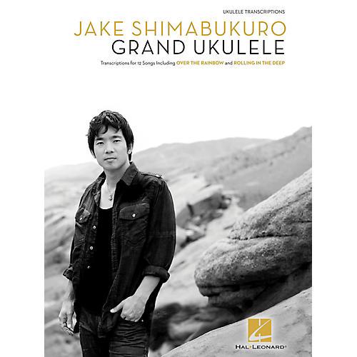 Hal Leonard Jake Shimabukuro - Grand Ukulele-thumbnail
