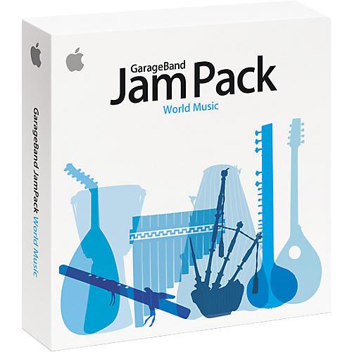 Apple Jam Pack World Music