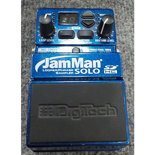 Digitech JamMan Solo Looper Pedal