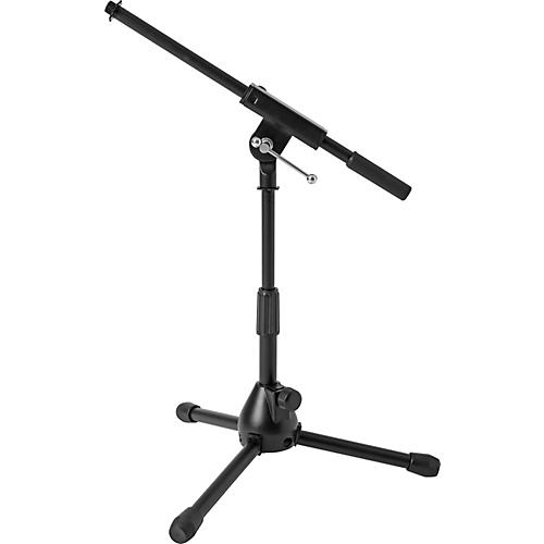 ultimate support jamstands low profile mic stand with fixed boom guitar center. Black Bedroom Furniture Sets. Home Design Ideas