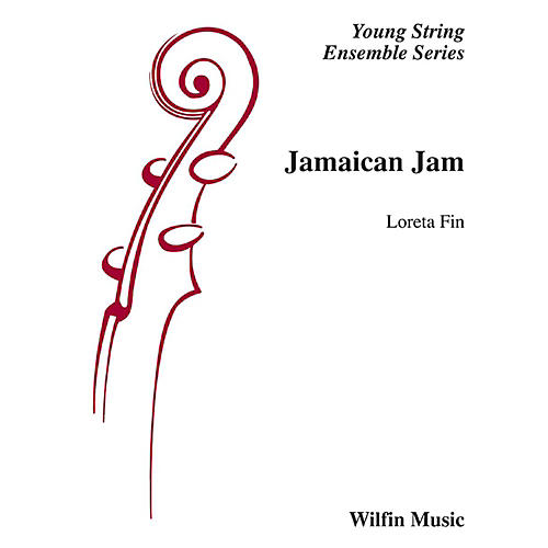 Alfred Jamaican Jam String Orchestra Grade 1.5-2 Set