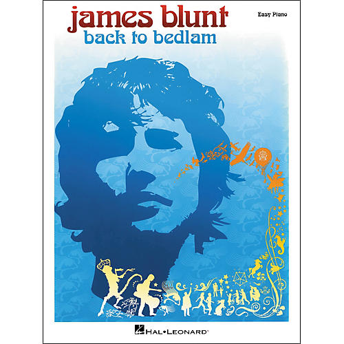 Hal Leonard James Blunt - Back To Bedlam for Easy Piano-thumbnail