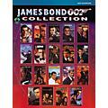 Alfred James Bond 007 Collection Alto Sax Book & CD