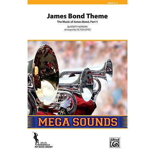 Alfred James Bond Theme Grade 3 (Medium)-thumbnail
