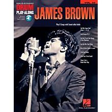 Hal Leonard James Brown - Drum Play-Along Volume 33 Book/CD