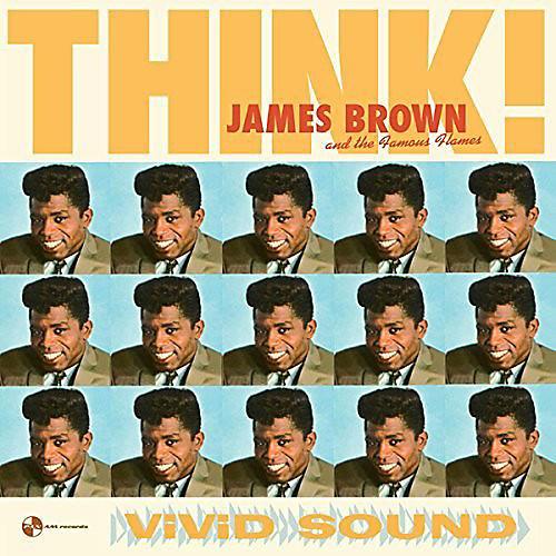 Alliance James Brown & the Famous Flames - Think! + 2 Bonus Tracks