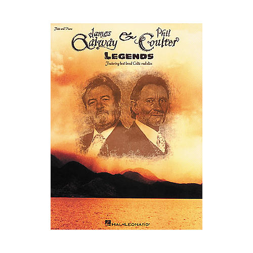 Hal Leonard James Galway & Phil Coulter - Legends-thumbnail