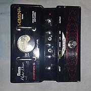 Ashdown James LoMenzo HyperDrive Distortion Bass Effect Pedal