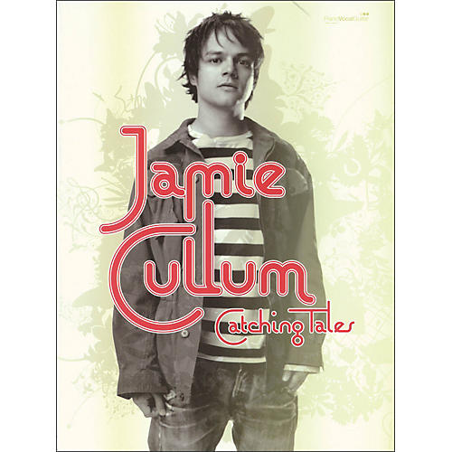 Hal Leonard Jamie Cullum- Catching Tales (Vocal / Piano)-thumbnail