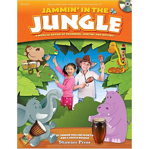 Hal Leonard Jammin' In The Jungle! Book/CD-ROM-thumbnail