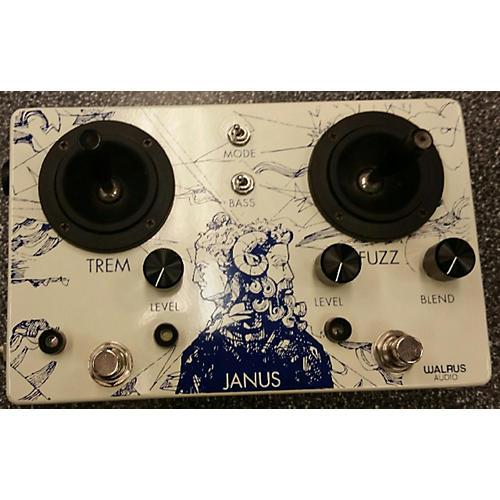 Walrus Productions Janus Trem Fuzz Effect Pedal