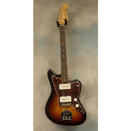 Fender Japanese Jazzmaster 3 Tone Sunburst Solid Body Electric Guitar 3 Tone Sunburst