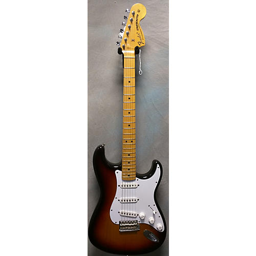Fender Japanese Stratocaster Solid Body Electric Guitar