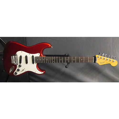 Fender Japanese Stratocaster Solid Body Electric Guitar-thumbnail