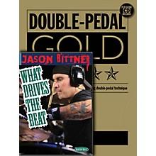 Hudson Music Jason Bittner - Double Bass Drum Pro Method (Book/CD/DVD Pack) DVD Series Performed by Jason Bittner