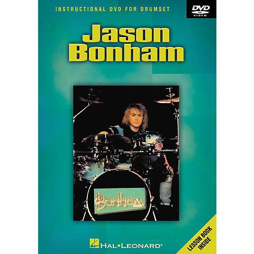 Hal Leonard Jason Bonham - Instructional DVD-thumbnail