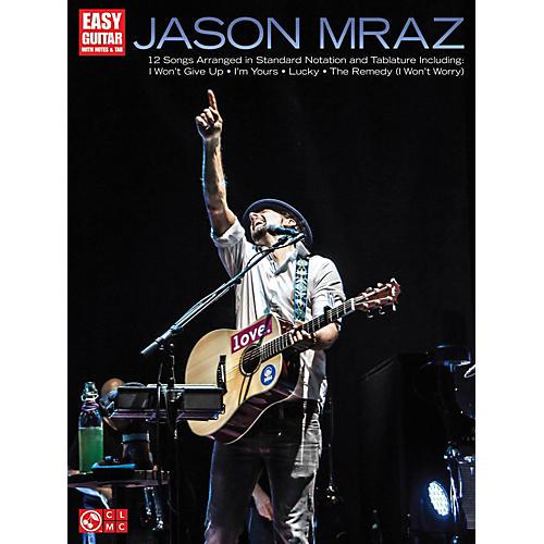 Hal Leonard Jason Mraz - Easy Guitar With Tab-thumbnail