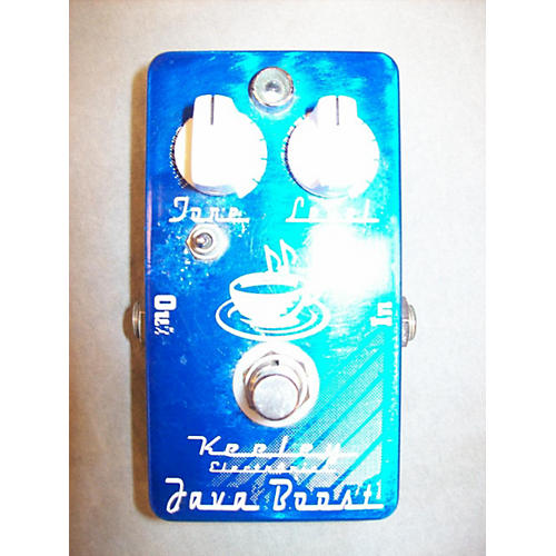 Keeley Java Boost Effect Pedal-thumbnail