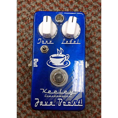 Keeley Java Boost Pedal  0