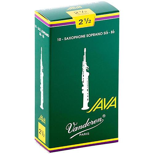 Vandoren Java Soprano Saxophone Reeds-thumbnail