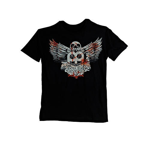 Meinl Jawbreaker T-Shirt Black Large