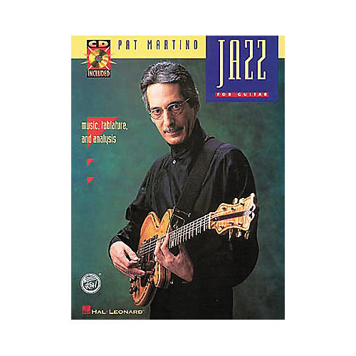 Hal Leonard Jazz - Pat Martino (Book and CD Package)