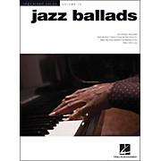 Hal Leonard Jazz Ballads - Jazz Piano Solos Series Volume 10