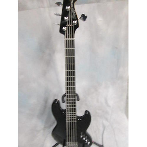 Squier Jazz Bass 5 String Electric Bass Guitar-thumbnail