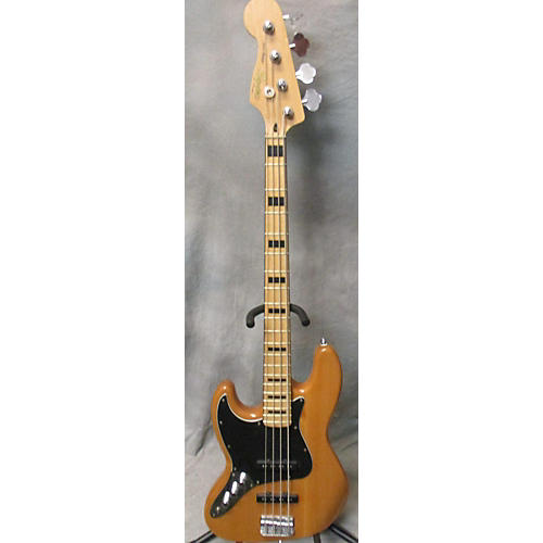 Squier Jazz Bass Left Handed Electric Bass Guitar