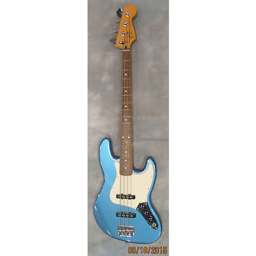 Fender Jazz Bass Made In Mexico Electric Bass Guitar-thumbnail