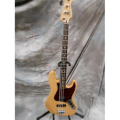 Fender Jazz Bass Natural Electric Bass Guitar