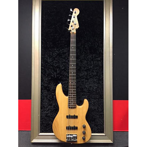 Fender Jazz Bass Plus Electric Bass Guitar Natural