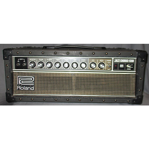 used roland jazz chorus 120h solid state guitar amp head guitar center. Black Bedroom Furniture Sets. Home Design Ideas