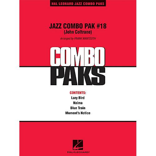 Hal Leonard Jazz Combo Pak #18 (John Coltrane) Jazz Band Level 3 by John Coltrane Arranged by Frank Mantooth