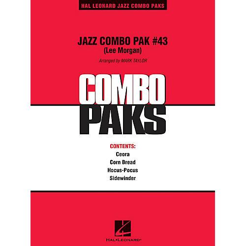 Hal Leonard Jazz Combo Pak #43 (Lee Morgan) Jazz Band Level 3 Arranged by Mark Taylor