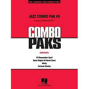 Hal Leonard Jazz Combo Pak #9 with audio download Jazz Band Level 3 Arran... by Hal Leonard