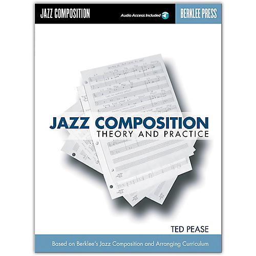 Berklee Press Jazz Composition (Book/CD)-thumbnail
