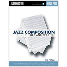 Berklee Press Jazz Composition Book/Online Audio