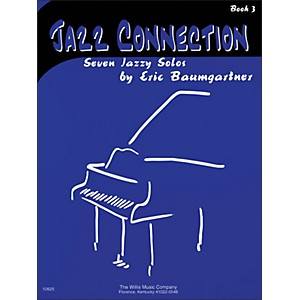 Willis Music Jazz Connection Seven Jazzy Solos Book 3