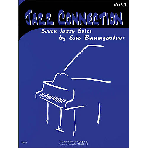 Willis Music Jazz Connection (Seven Jazzy Solos) Book 3-thumbnail