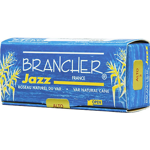 Brancher Jazz Double Cut Alto Saxophone Reeds