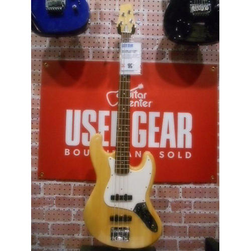 Kona Jazz Electric Bass Guitar-thumbnail