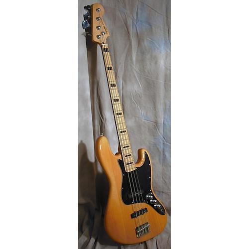 Squier Jazz Electric Bass Guitar