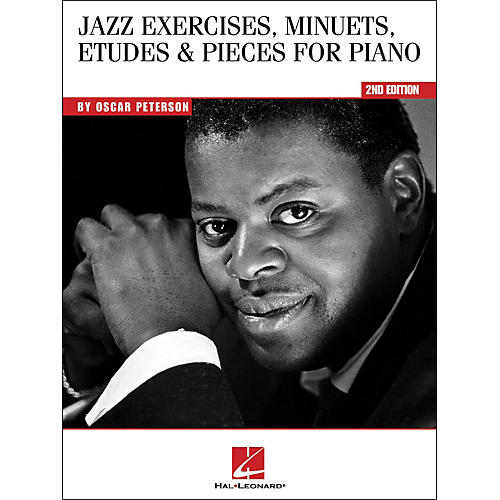 Hal Leonard Jazz Exercises, Minuets, Etudes & Pieces for Piano 2Nd Edition