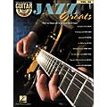 Hal Leonard Jazz Greats - Guitar Play-Along Volume 44 Book/CD-thumbnail