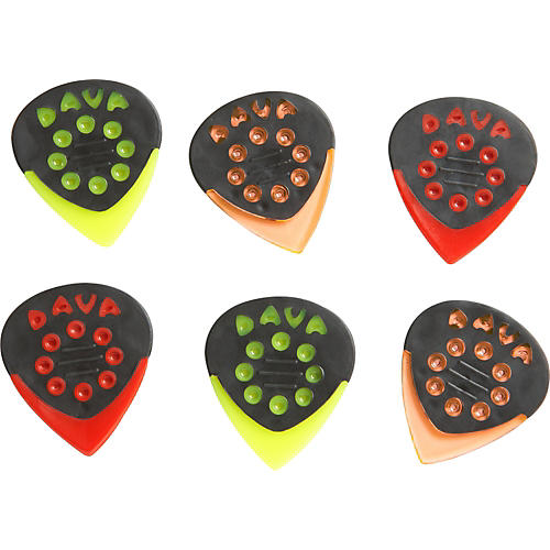 Dava Jazz Grip Combo Small 6-Pack Assorted Colors-thumbnail